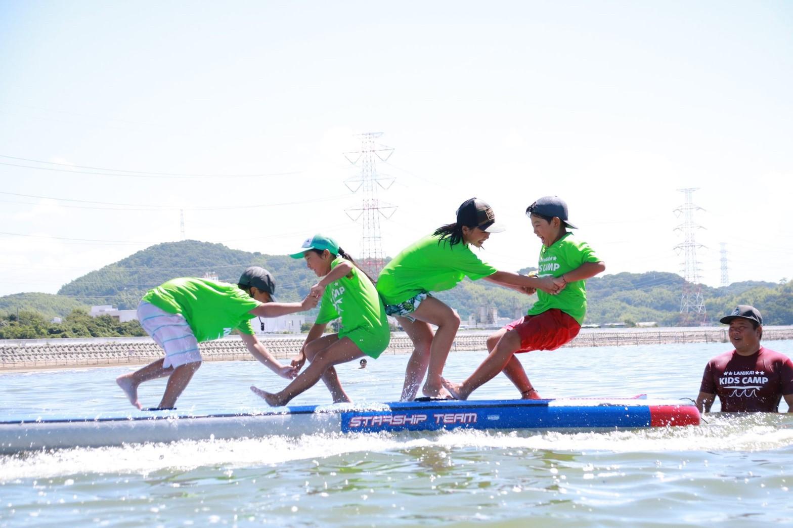 姫路白浜 HoaHoa SUP YOGA FEST